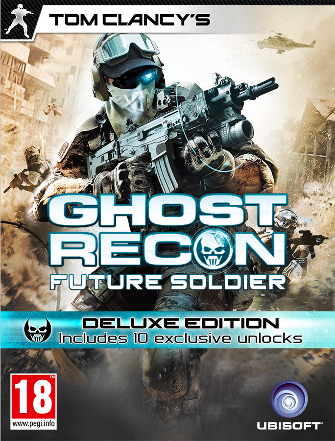 Ghost Recon Future Soldier Signature Edition (Ключ НД) .