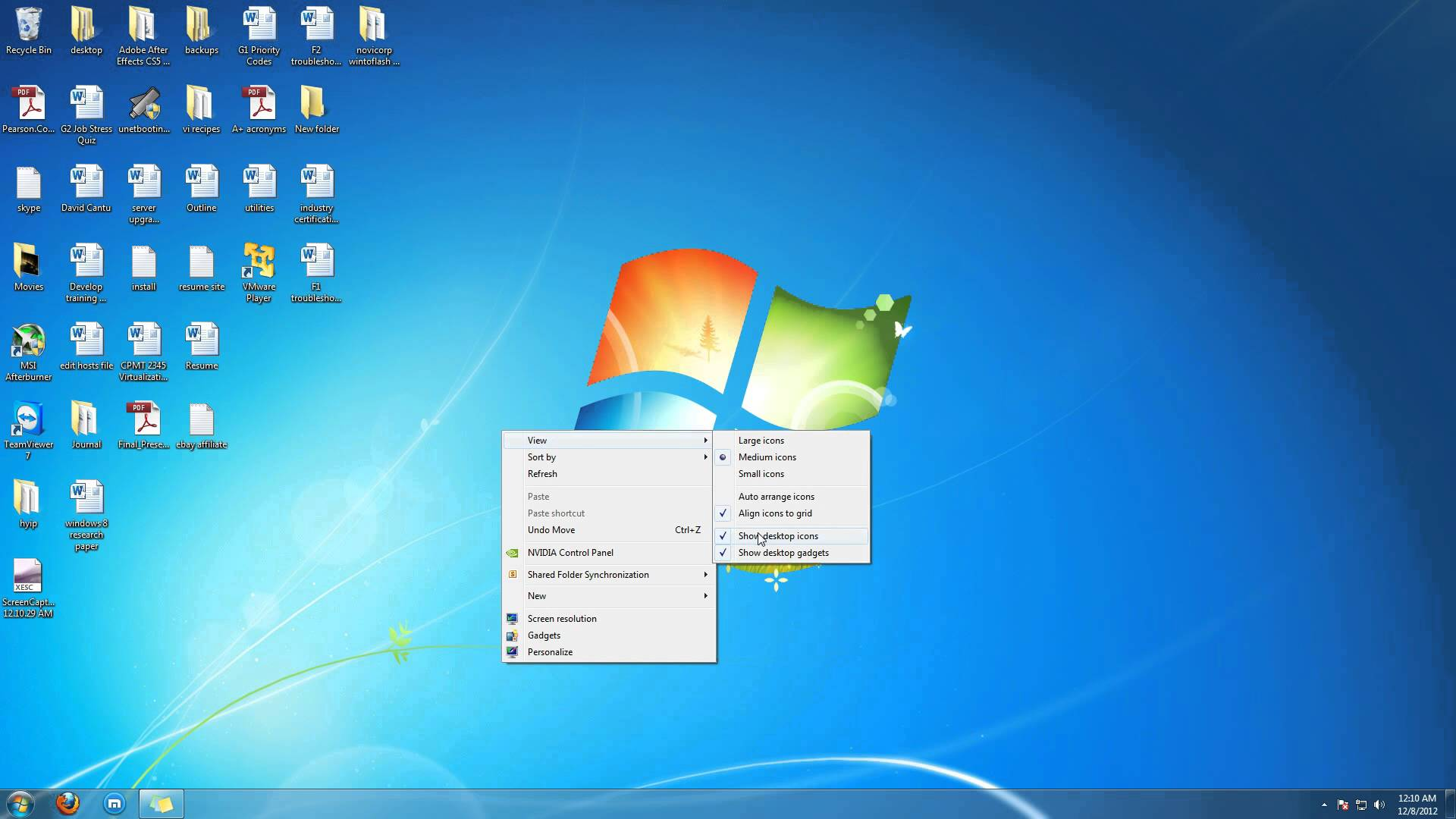 automatically change wallpaper windows 7 home basic