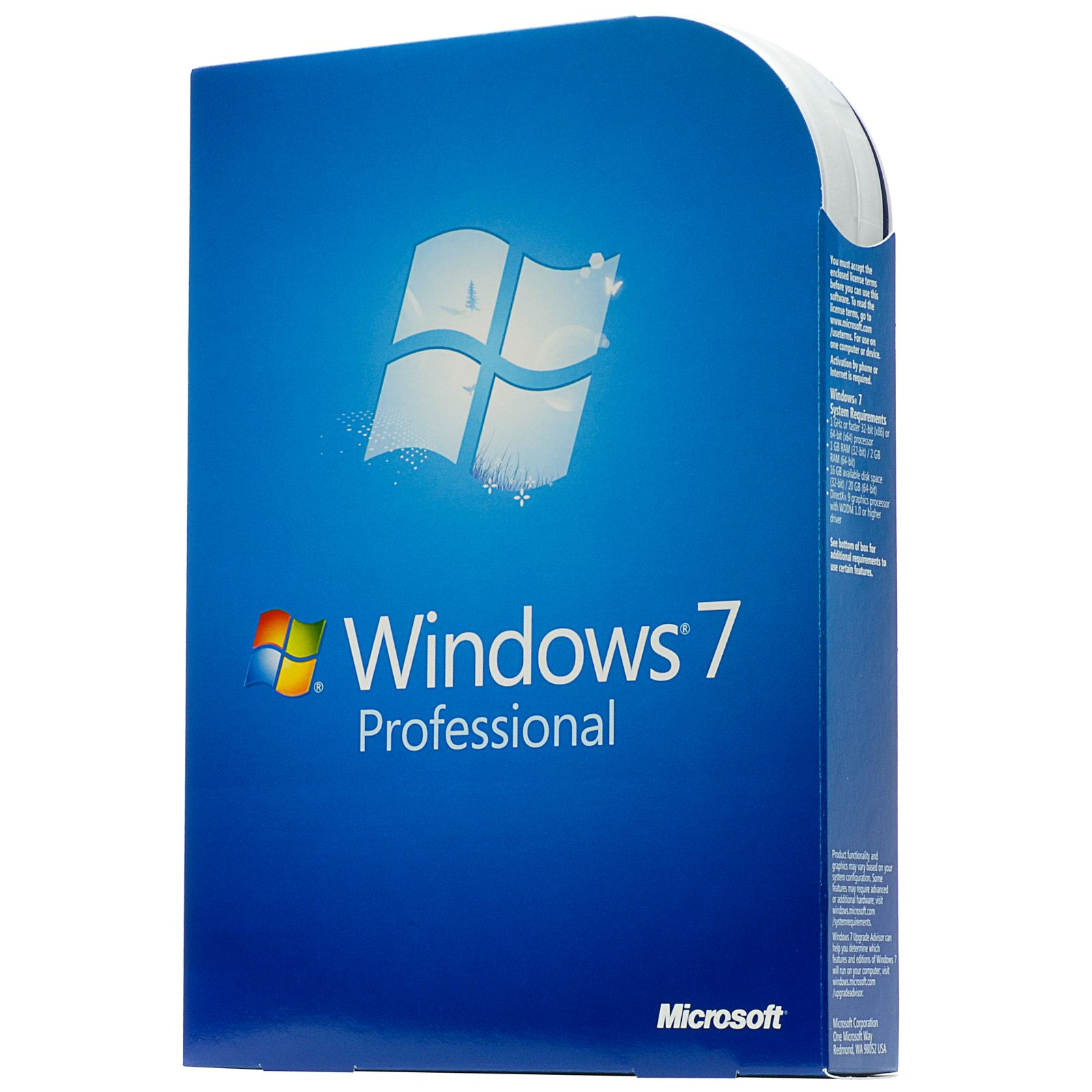 windows 7 professional 64 32 kaspersky