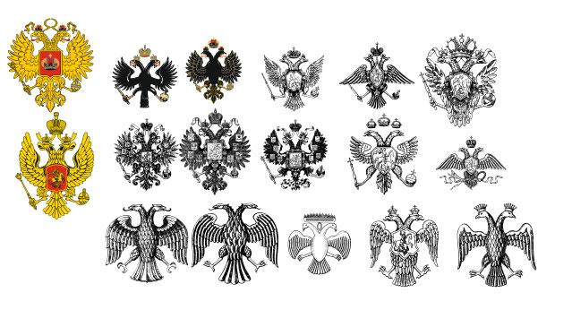 нашем можно ли использовать двуглавого орла в логотипе повредит