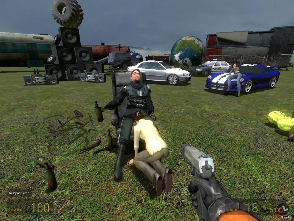 Garry's mod скачать торрент русская версия 13.